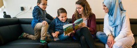 Bieb: Het leesplezier van een kind